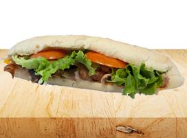 Panini kebab